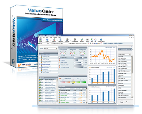 ValueGain and screenshot